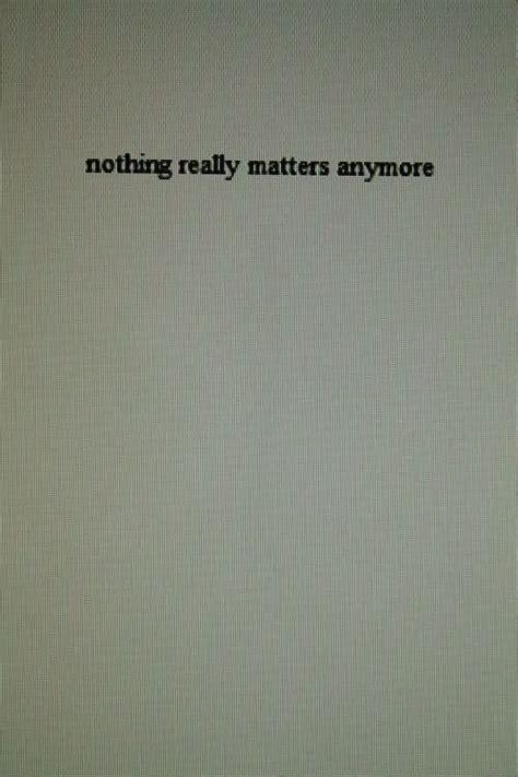 short life depression quotes    matters