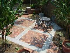 Adding Pavers To Concrete Patio Decorate Patio Decorating Ideas Small Patio Design Ideas Front Yard Patio