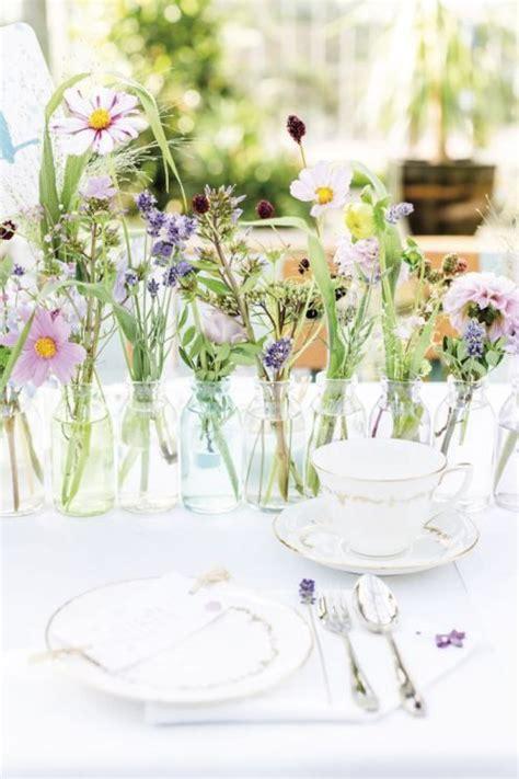 Tischdeko Ohne Blumen by Floral Vintage Hochzeit In 2018 Deko