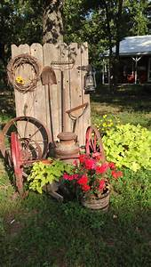 Stunning, Country, Garden, Decorations, That, Are, Worth, Your, Time