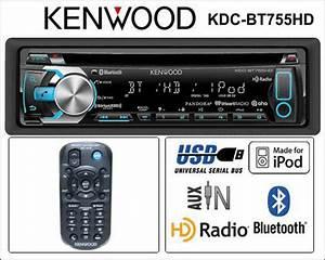 Wiring Diagram Kenwood Bt755hd