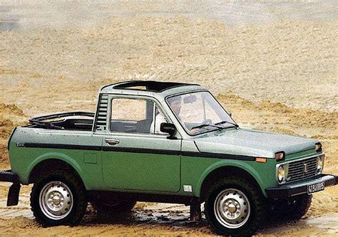 Lada Classica by Lada Niva Auto Epoca Anni 70 Anni 80