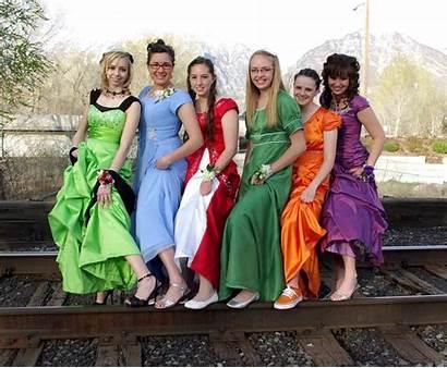Prom Band Geeks Flash Were Alas April