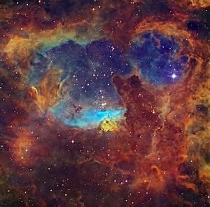 Massive Stars in NGC 6357 – TonyJCronin