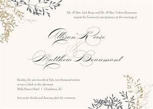wedding invitation wedding invitations template superb With free wedding invitation templates landscape