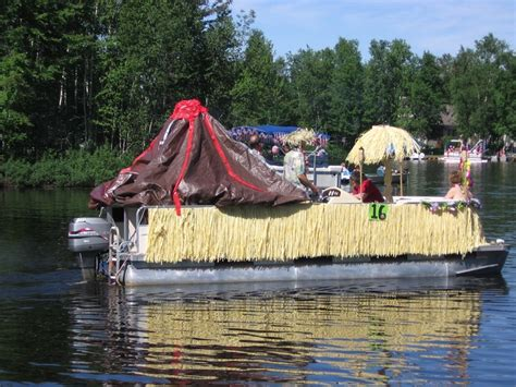 images  boat decorating  pinterest boats
