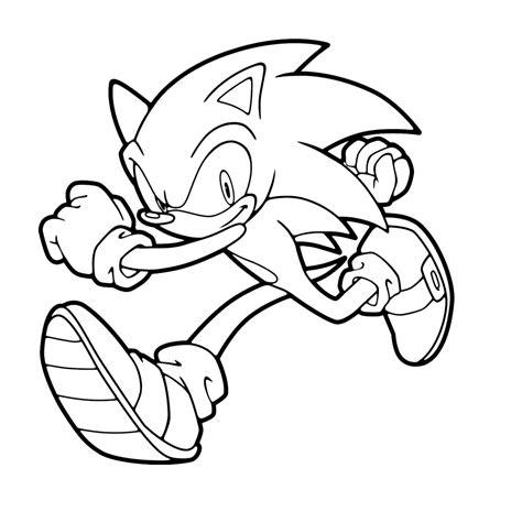 Kleurplaat Sonic En Mario by Leuk Voor Sonic Is Supersnel