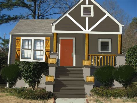 Exterior House Colors For Ranch Style Homes Most Popular