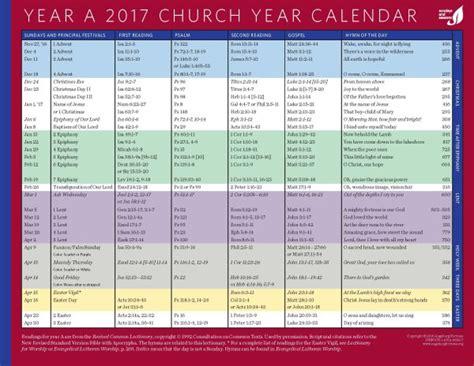 liturgical calendar gallery