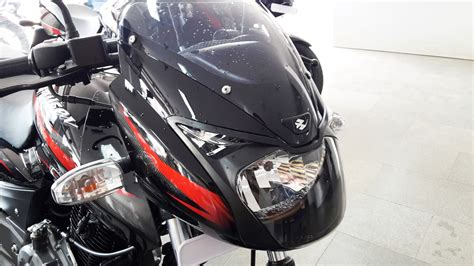 New Model by 2017 Bajaj Pulsar 180 Bs Iv Compliant Launched Rs 79 545