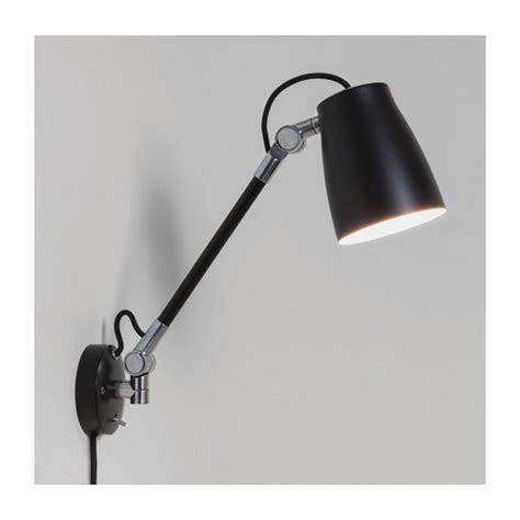 astro lighting atelier grande industrial wall light in
