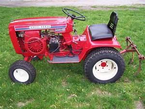 1971 Wheel Horse Bronco 14