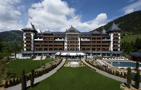 5 Star Hotel In Gstaad