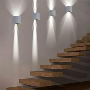 Up And Down Lampen Aussen : 3er set led au en bereich wand lampen terrassen akzent up ~ Whattoseeinmadrid.com Haus und Dekorationen