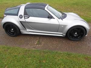Roadster Smart : used silver smart car roadster for sale hertfordshire ~ Gottalentnigeria.com Avis de Voitures