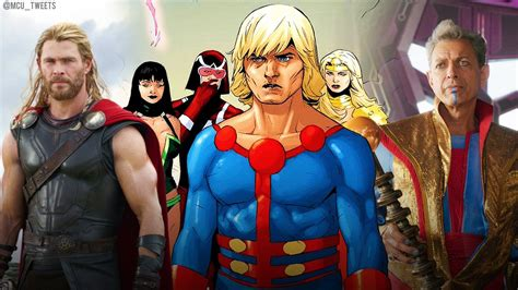 Should Marvel turn the Olympians into Eternals? | The ...