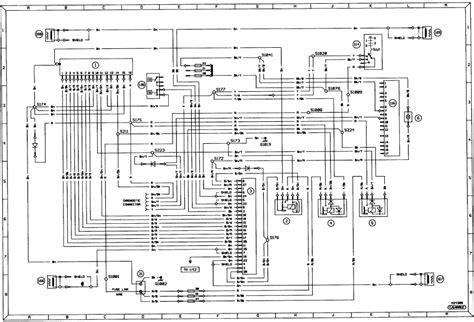 repair anti lock braking 1990 audi v8 electronic valve timing diagram 3b anti lock braking system models from 1990 onwards wiring diagrams ford sierra