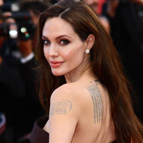 Les Tatouages D'angelina Jolie  Tattoo Inspirezvous
