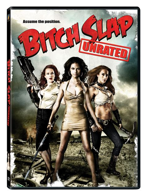 Review 'bitch Slap' On Dvd Comicmix
