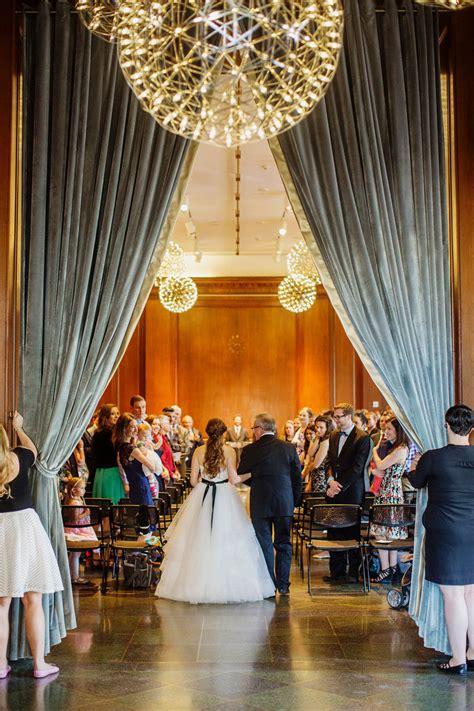 museum hotel wedding ceremony reception venue