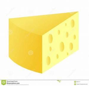 Slice Of Cheese Stock Image - Image: 8565171