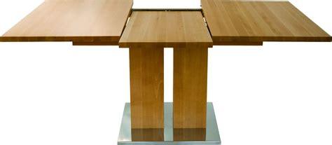 table bois et verre avec rallonge table avec rallonge md1 bois h 234 tre massif 140 x 80 cm
