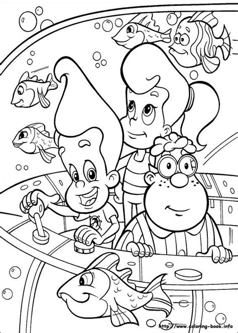 printable coloring pages nickelodeon coloring pages