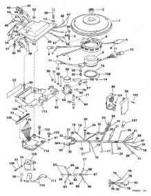 Johnson 1997 130 - Hj130cxaum  Ignition System