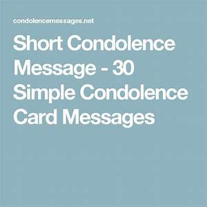1000+ ideas about Condolences Card on Pinterest | Sympathy ...