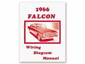 1966 Falcon Diagram Manual Wiring Electrical System