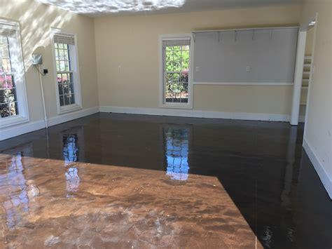 floor garage coating rocksolid solid rock rustoleum basement coatings flooring epoxy revestimiento concrete garaje pisos instructions projects