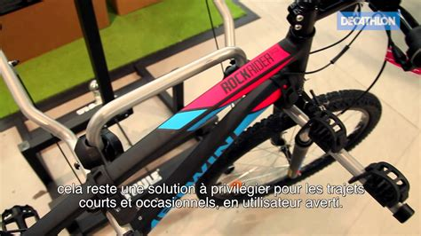Decathlon Porte Vélo YouTube