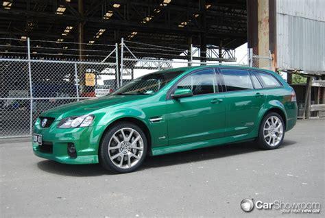 2011 Holden Commodore Ss V Redline Sportwagon Review
