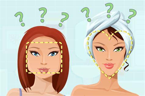 What's My Face Shape Quiz Online