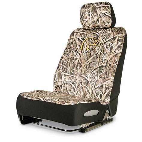 Neoprene Universal Lowback Camo Seat Cover  653099, Seat