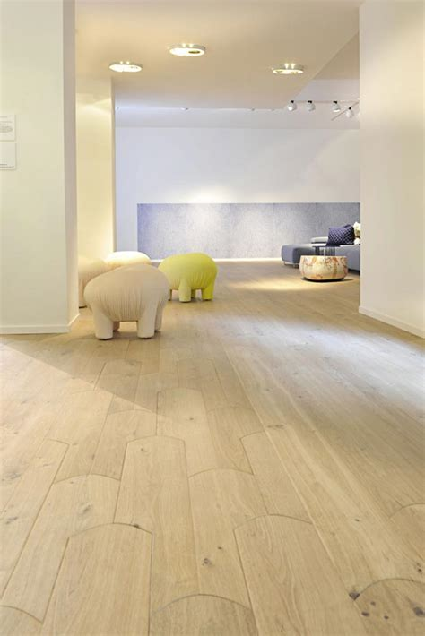 Biscuit, the new parquet flooring by Listone Giordano