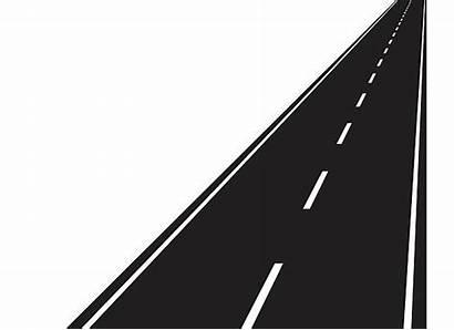 Road Clipart Straight Vector Roads Clip Clipartfest