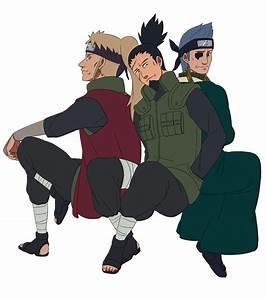 Yamanaka Inoichi - NARUTO - Zerochan Anime Image Board  Naruto