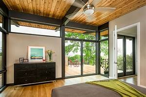 Exclusive Texas Home, Mid-Century Modern Glass and Steel