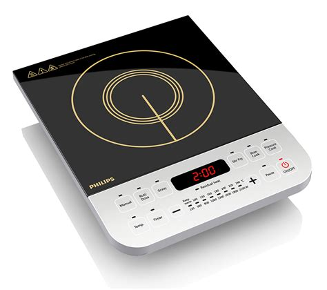 induction cuisine daily collection induction cooker hd4928 00 philips