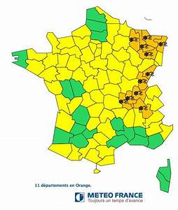 Departement En Alerte Orange : neige 11 d partements en alerte orange ~ Medecine-chirurgie-esthetiques.com Avis de Voitures