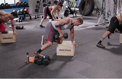 Strength Dumbbell Workout Weights Training Daily Exercises