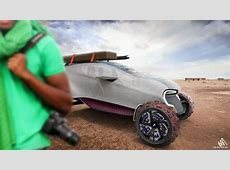 BMW Introduces Future 3D Printable Concept Vehicle