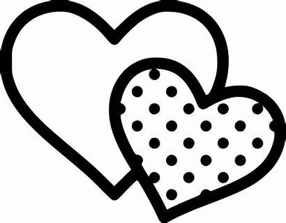 Svg Hearts Icon Onlinewebfonts