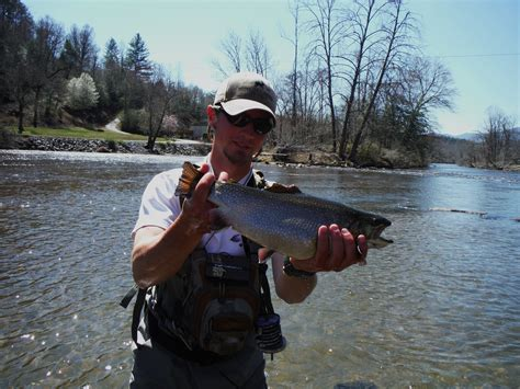 fly fishing charters  western north carolina hookers