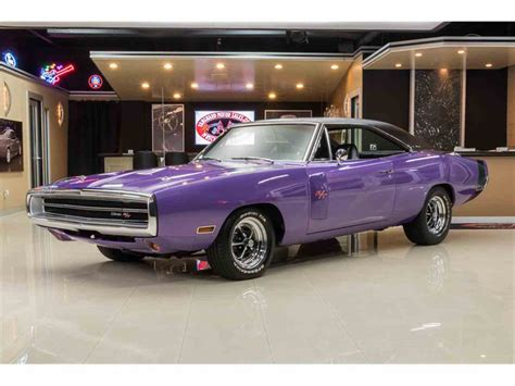 1970 Dodge Charger R T by 1970 Dodge Charger R T For Sale Classiccars Cc 1046598