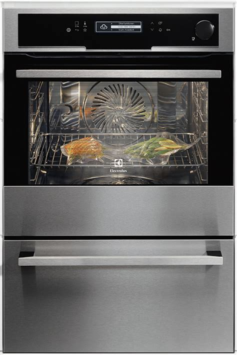 Electrolux Sous Vide cooking system