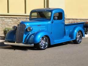 Custom 1937 Chevy Pickup Truck