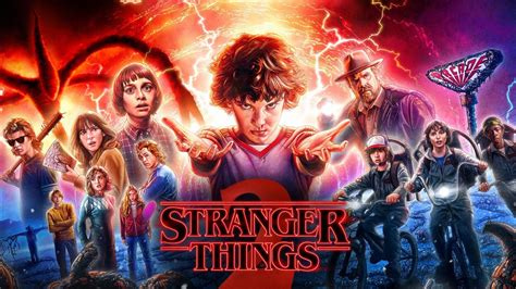 Stranger Things Wallpapers  Hd Wallpapers  Id #22138
