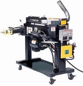 Huth 1600 Manual Exhaust Bender   U0441  U0438 U0437 U043e U0431 U0440 U0430 U0436 U0435 U043d U0438 U044f U043c U0438